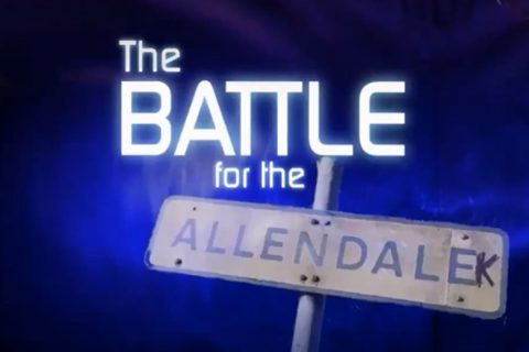 Dalek - Battle for the Allendalek