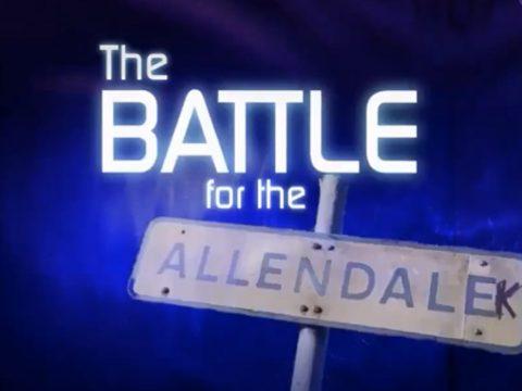 Dalek - Battle for the Allendalek
