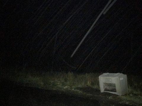Night Wind and Rain